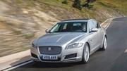 Essai Nouvelle Jaguar XF : Chat bon ardent