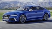 """Audi : 605 ch pour les RS6 Avant et RS7 Sportback """"performance"""""""