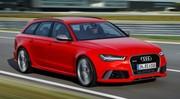Audi RS6/RS7 Performance : Plus de 600 chevaux !