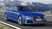 Audi RS6 et RS7 Performance : maintenant 605 ch