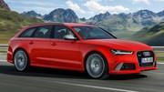 Audi RS6 Avant & RS7 performance : plus de 600 ch et un nouveau label
