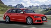 Audi RS 6 Avant et RS 7 Performance : elles dépassent les 600 ch !