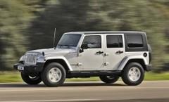 Jeep Wrangler Unlimited : un tout terrain à partager en famille