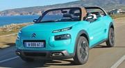 Essai Citroën Cactus M Concept : On a conduit le Cactus M Concept