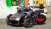 Essai Can-Am Spyder F3-S: Mon gros jouet joufflu!!
