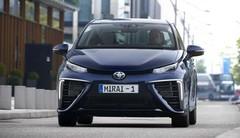 Essai Toyota Mirai : Y'a plus qu'à