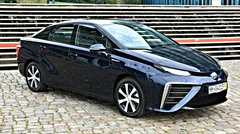 Essai Toyota Mirai : l'hydrogène pour tous (ou presque)