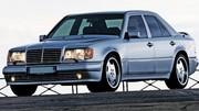 Marche arrière : La Mercedes 500E