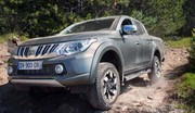 Essai Mitsubishi L200 : Un Pick-up qui grimpe aux arbres