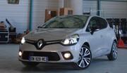 Essai Renault Clio dCi EDC Initiale Paris