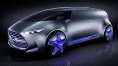 Mercedes Vision Tokyo : Vaisseau du futur