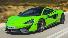 Essai McLaren 570S (2015) : Junior Supercar