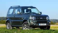 Essai Suzuki Jimny 1.3 VVT : Toujours présent à l'appel