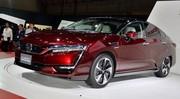 Honda dévoile sa voiture à hydrogène : La Clarity