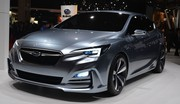 Subaru Impreza : Bientôt le retour ?
