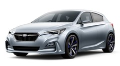 La nouvelle Subaru Impreza 2016 dévoilée par un concept au salon de Tokyo