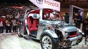 Toyota Kikai : un drôle de concept dévoilé au salon de Tokyo 2015