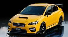 Subaru dévoile la série limitée S207 pour la WRX STI