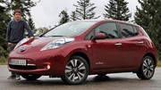 Essai Nissan Leaf 30 kWh : plus rassurante