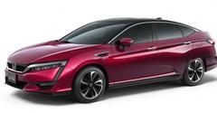 Honda Clarity Fuel Cell : en réponse à la Mirai