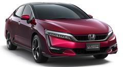 Honda Clarity Fuel Cell : bataille sur l'hydrogène