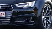 La future Audi RS4 se prépare
