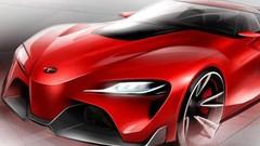 Toyota Supra : retour confirmé !