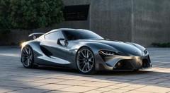 La nouvelle Toyota Supra débarquera en 2016