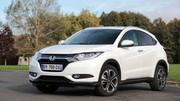 Essai Honda HR-V 1.5 i-VTEC 130 ch : haro sur la boîte CVT