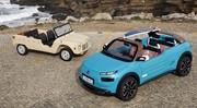Essai insolite: le concept Citroën Cactus M retrouve la vraie Méhari !