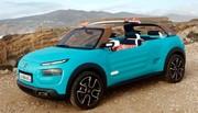 Essai Citroën Cactus M (2015) : Sous les pavés, la plage…