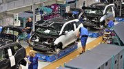 Marché français : +0,6% d'immatriculations en octobre, -3% pour Volkswagen