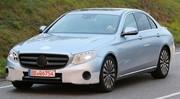 La Mercedes Classe E sans camouflage !