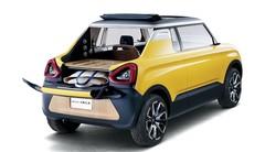 Suzuki Mighty Deck Concept : Le plus petit pick-up au monde ?