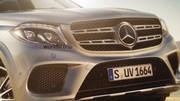 Le futur Mercedes-Benz GLS 2016 en photos