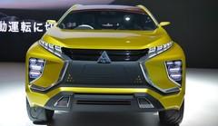 Mitsubishi eX Concept : un avant-goût du futur ASX