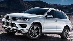 Volkswagen : un nouveau Touareg en 2017