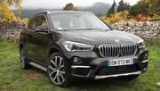 Essai BMW X1 25d xDrive