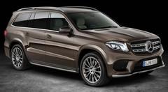 Mercedes GLS 2016 : SUV amiral