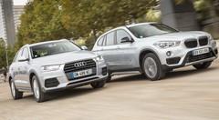 Essai BMW X1 vs Audi Q3 : le comparatif X1 Q3