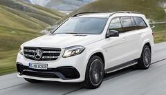 Salon Los Angeles 2015 : Mercedes GLS
