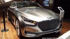 Genesis, une nouvelle marque de luxe