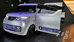 Nissan Teatro for Dayz Concept