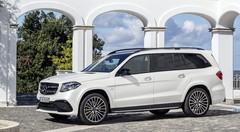 Mercedes GLS : la Classe S des SUV