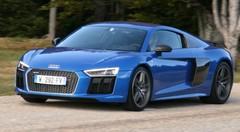 Essai de la nouvelle Audi R8 : Elle tire le meilleur parti du double embrayage