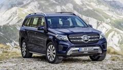 Mercedes GLS : tous les tarifs