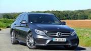 Essai Mercedes Classe C Break 300h