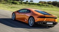 Nouveautés 2016 pour la Lamborghini Huracan