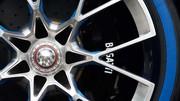 La Bugatti Chiron suscite déjà de l'intérêt