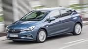Essai Opel Astra 1.0 Turbo 105 Ecoflex Innovation : Milieu de peloton